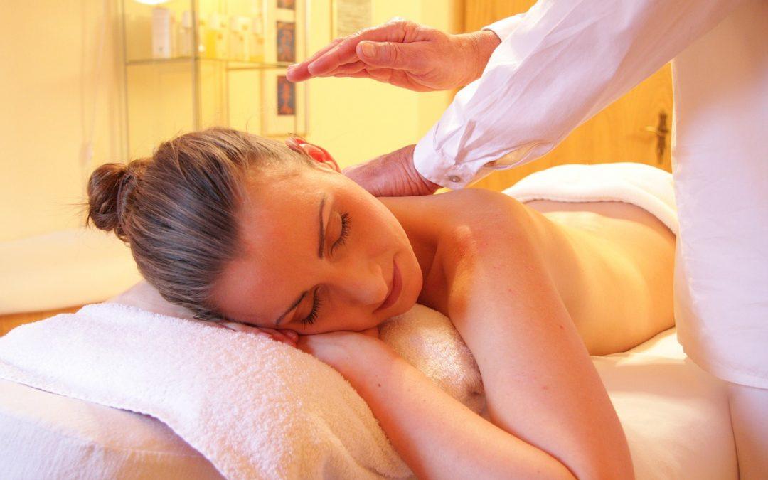massage post-natal