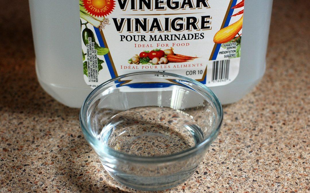 Vinaigre blanc : 19 nettoyages au vinaigre qui vous feront économiser de l'argent